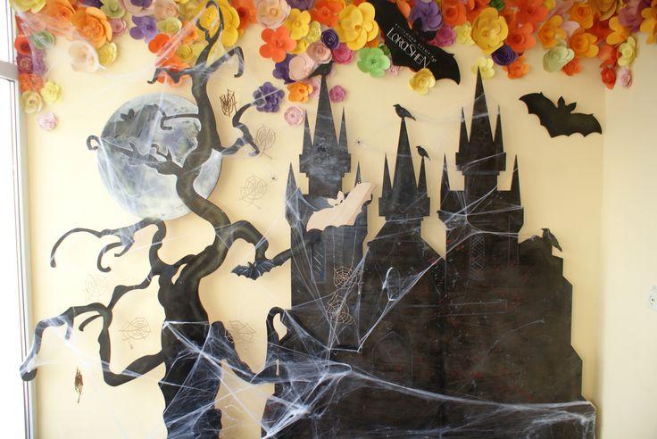 Мы уже подготовились к Хеллоуин 2015! А Вы?  Особая благодарность компании LoraShen за предоставленный декор и оформление рабочего кабинета Студии стиля Светланы Медведевой.
