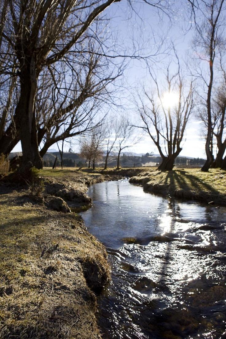 Shepherds Flat Creek