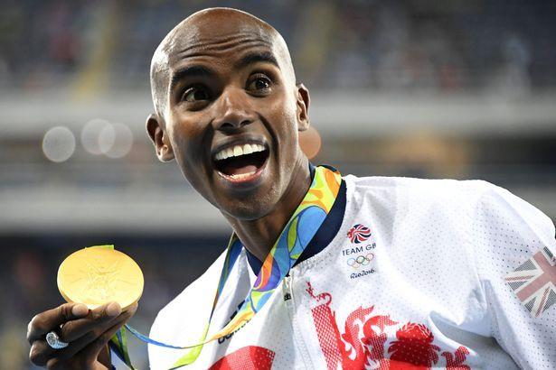 """Watch the moment Mo Farah thought his Rio 2016 Olympic """"dream was ..."""