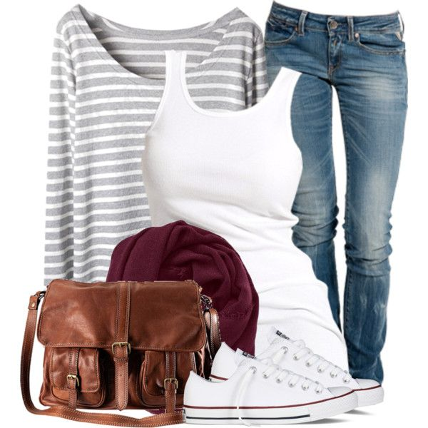 Walking Your Kid to School by wishlist123 on Polyvore