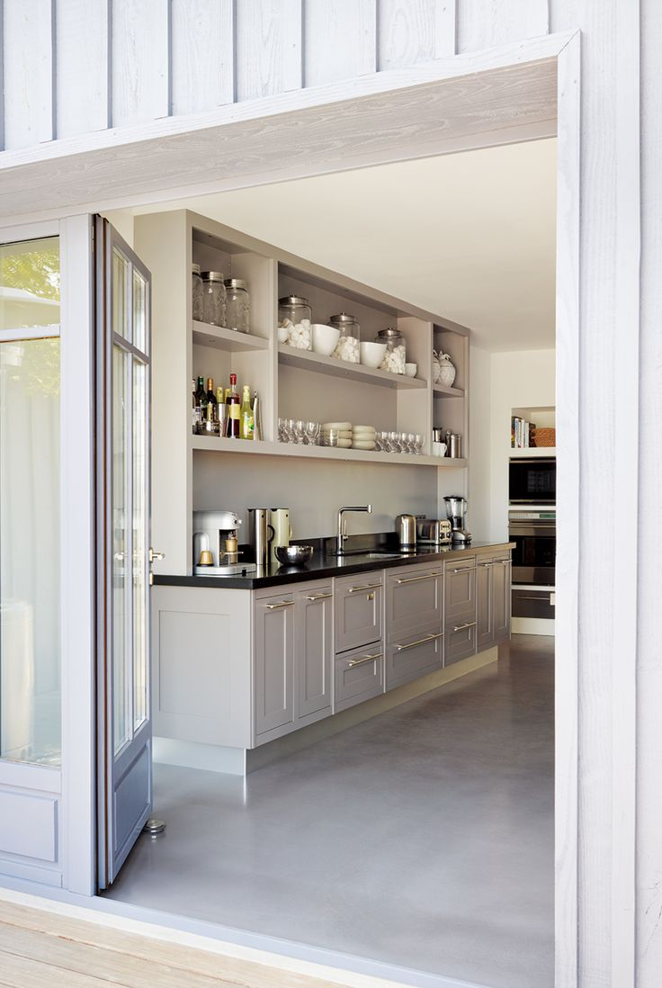 5 Smallbone Of Devizes Brunet Contemporary Hand Painted Living Kitchen