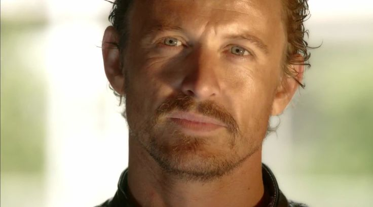 "Revolution, Season 2, Episode 222, ""Independence Day."" David Lyons as General Sebastian Monroe."