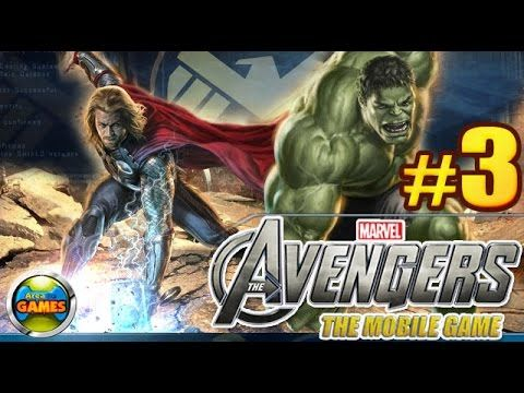 Avengers Mobile Gameplay part 3