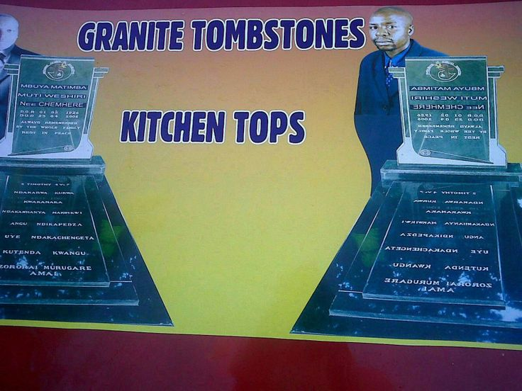 We are masters in quality designing of granite of all i.e Kitchen , counter tops,tombstones for memorial services,tiles fire places and clading at affordable .We offer you the best service in all such as manufacturing ,polishing and installations. Contact  263773103288 or email lzenda02@gmail.comWe bring your immagination to reality at your door step now