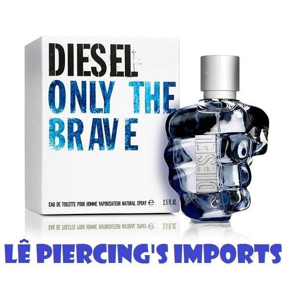 Perfume Diesel Only The Brave Masculino 75ml EDT Eau de Toilette Diesel