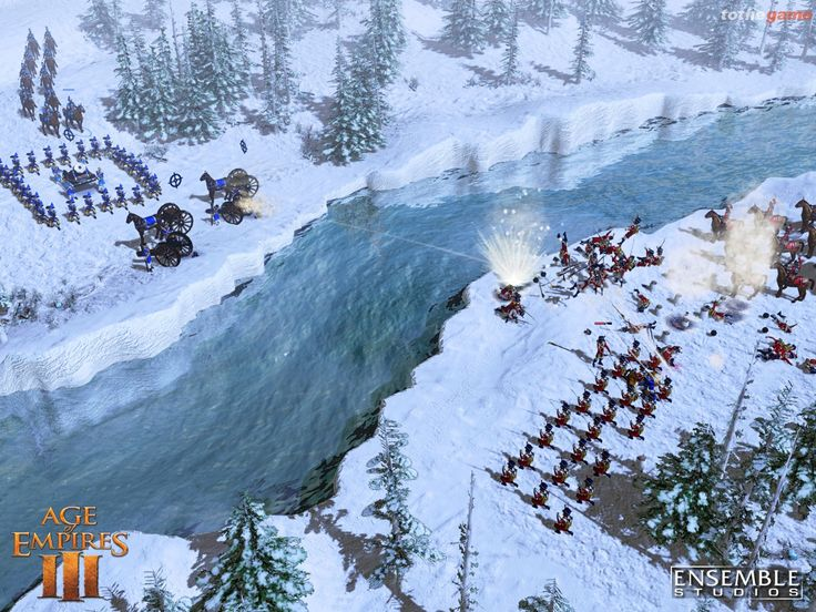 Age Of Empires Iii Is Reborn As Empires Age Of Discovery: Screenshot Of Age Of Empires III: Age Of Discovery (PC