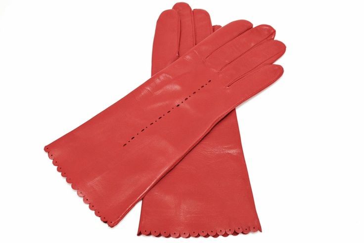 Women's gloves from alpagloves.com Code: 2-BL5R-2-2 RED
