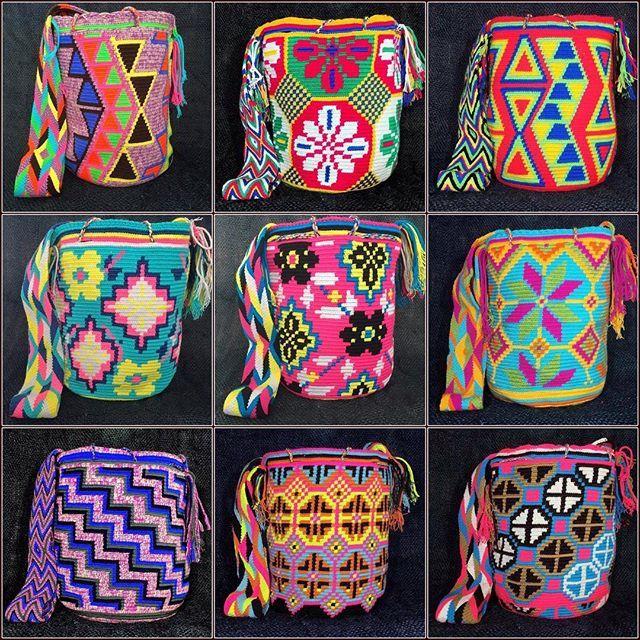 New collection นะคะ รอของ 20-25 วัน สนใจทักline มานะคะ #รุ่นด้ายสองเส้นsize L#กระเป๋าโคลัมเบีย #กระเป๋าวายู #wayuutribe #wayuu
