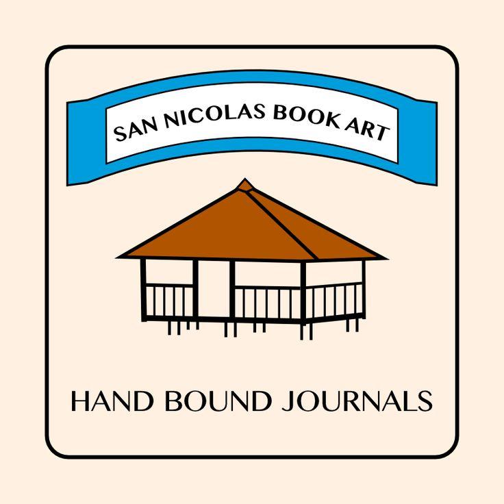 Hand Bound Journals Sanncicolasbookart Sannicolasbookartetsy