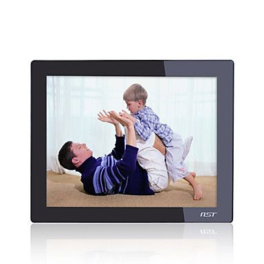 15-inch TFT LCD Digital Photo Frame with Remote Control Music Video (DCE181) – EUR € 148.49