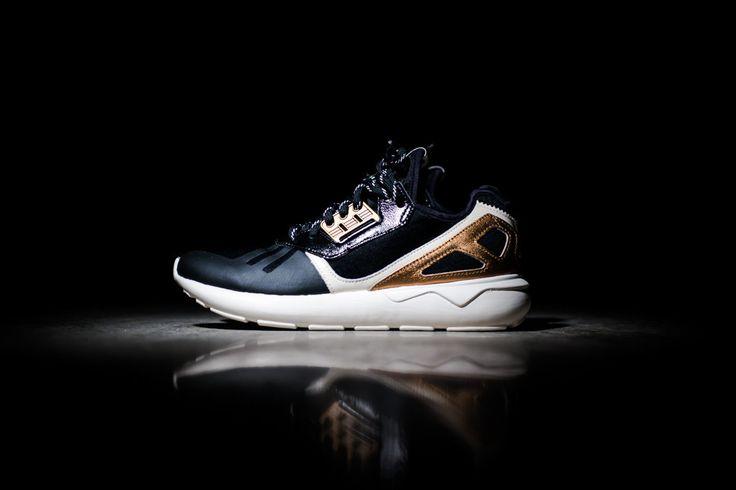 Adidas Tubular Runner Black And Gold