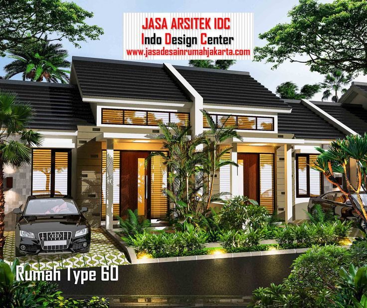 Gambar Rumah Minimalis Tyep 60 Terbaru   Desain Rumah ...