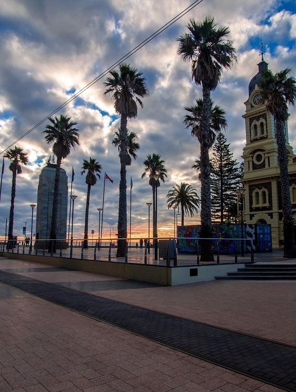 Moseley Square Adelaide (Glenelg)