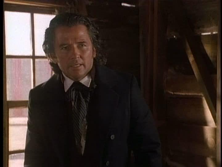 "Patrick Duffy as Stephen Austin in ""Texas"""