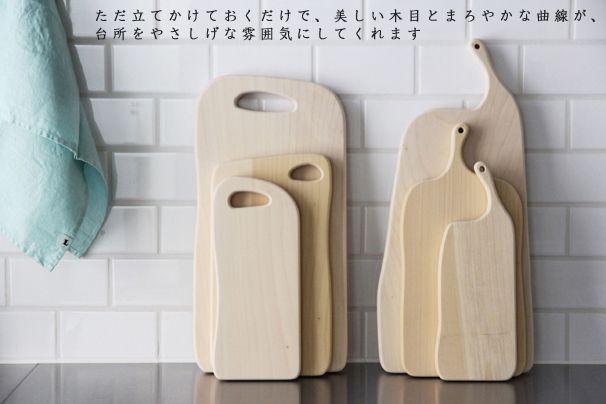 いちょうの木のまな板 woodpecker ウッドペッカー | 日本の手仕事・暮らしの道具店 | cotogoto コトゴト