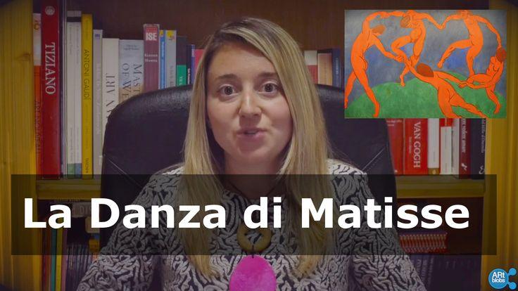 """Nella giornata dedicata alla liberazione ho analizzato per voi """"La danza"""" di Matisse ed il suo profondo messaggio di libertà"""