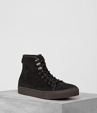 ALLSAINTS Point Hi-Top Sneaker. #allsaints #shoes #