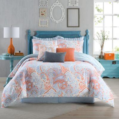 Anthology® Elise Comforter Set - BedBathandBeyond.com