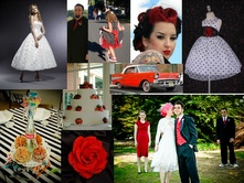 117 Best Rockabilly Wedding Ideas Images On Pinterest | Rockabilly Wedding,  Rockabilly Style And Shoes