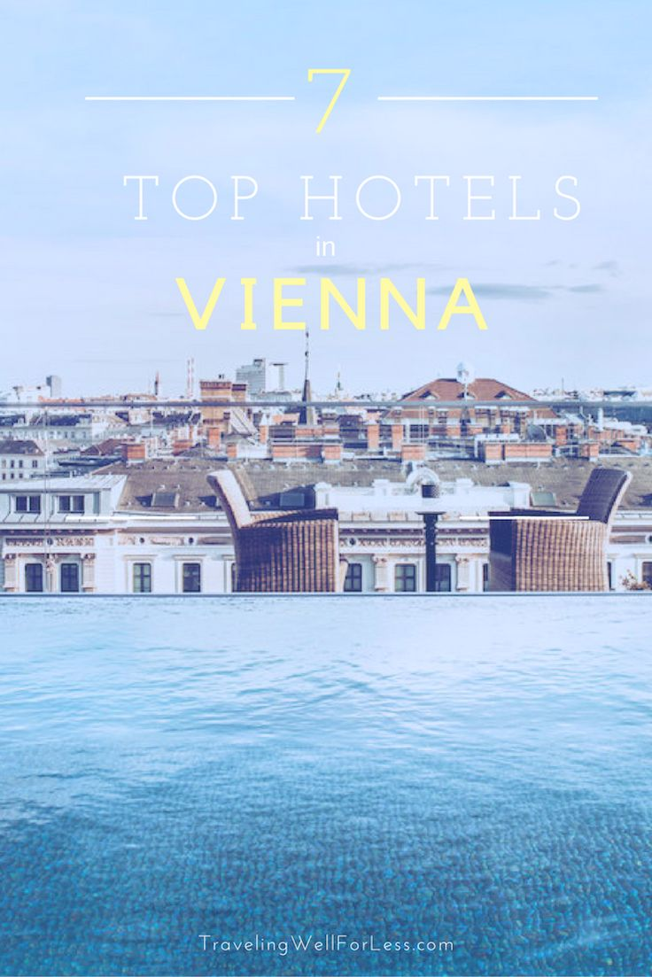 Wondering where to stay in Vienna, Austria? These top hotels, luxury to budget, have unique histories: had a role in a murder-suicide, spy headquarters, former bank, and more