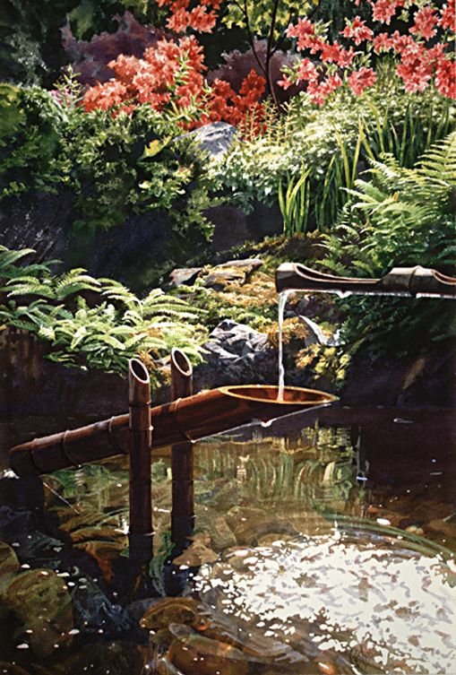 Carol Evans Japanese Garden