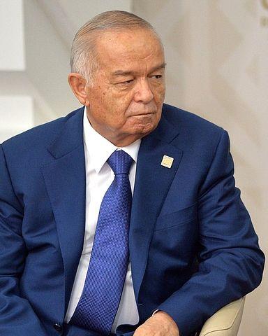 İslam Abduğanıyeviç Kerimov (Özbekçe: Islom Abdug'aniyevich Karimov / Ислом Абдуғаниевич Каримов; 30 Ocak 1938, Semerkant - 2 Eylül 2016, Taşkent), 1990 yılından ölümüne dek Özbekistan Devlet Başkanı. Kerimov SSCB'ne ait bir yurtta yetişip, daha sonra Taşkent'te makine mühendisliği ve iktisat bölümlerini okudu. 1964 yılında Komunist partiye katıldı.
