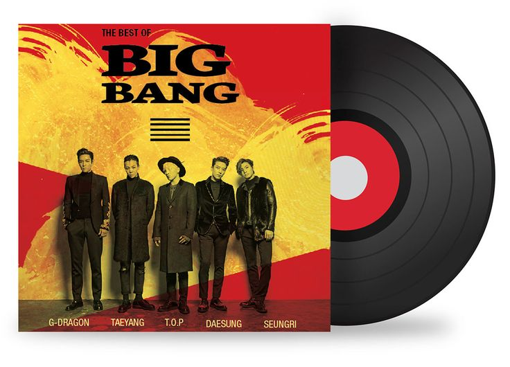 Découvrez mon projet @Behance: «The best of BIG BANG» https://www.behance.net/gallery/41868713/The-best-of-BIG-BANG