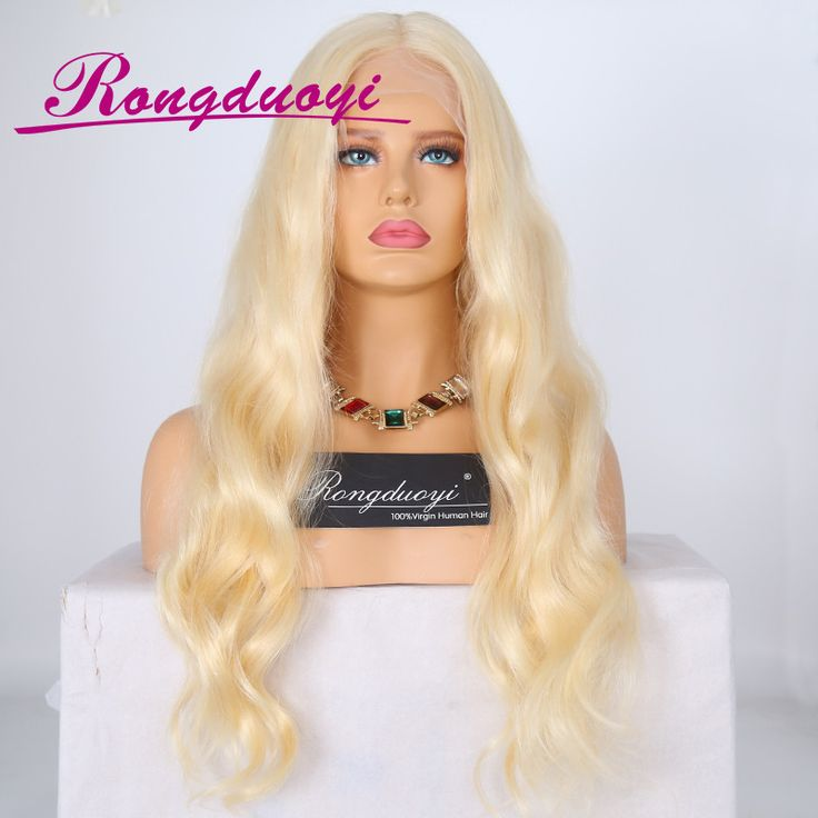 New Style Honey Blonde Lace Front Wigs Loose Wave Long Blonde Wig Human Hair Blonde Lace Front Wigs