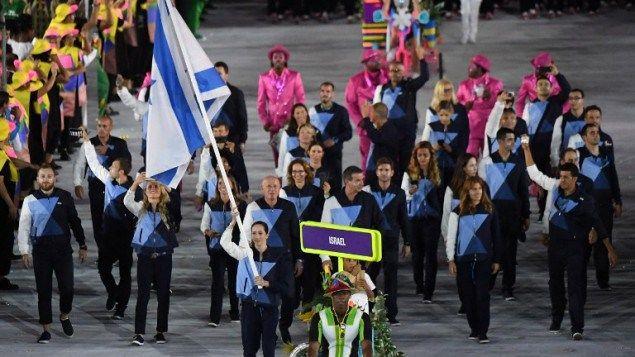 DELEGAÇÃO DE ISRAEL É PERSEGUIDA NAS OLIMPÍADAS RIO 2016