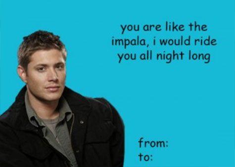 Supernatural Inappropriate Memes; Dirty Jokes