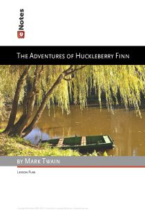 Adventures of huckleberry finn essay