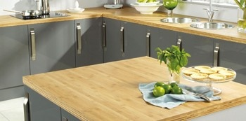 Tuscan Solid Wood Worktops