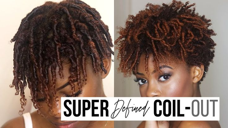 NYE Defined Finger Coil Out!   As I Am Long & Luxe [Video] - https://blackhairinformation.com/video-gallery/nye-defined-finger-coil-long-luxe-video/