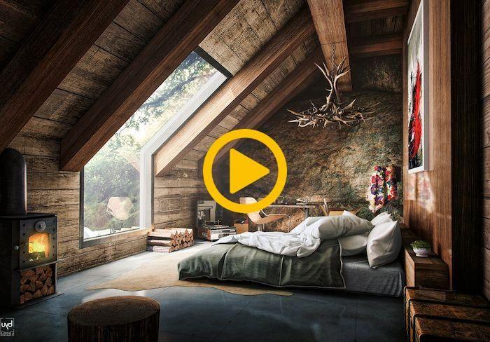 Dachschrage Ideen Schlafzimmer Einrichten Stilvolle Ideen Deko Landhaus Stil Id Structures