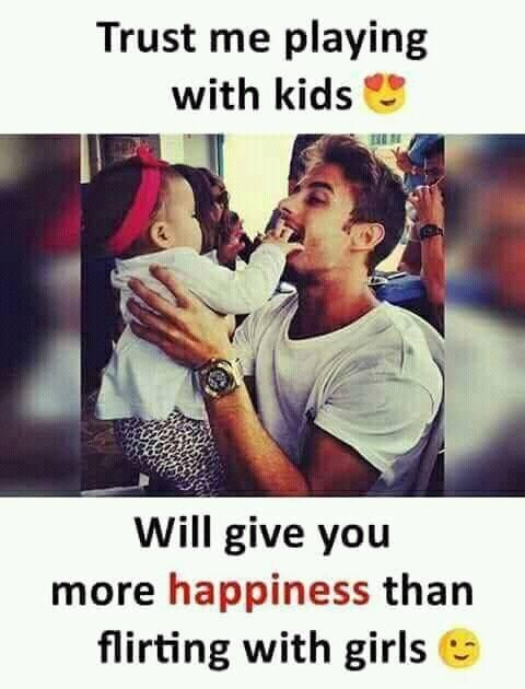 flirting quotes to girls without kids funny images