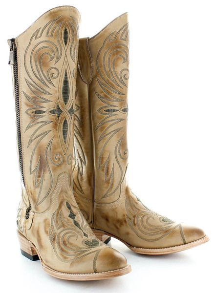 Boot Junky is named such, because we live for women's western boots! We have women's cowgirl boots, have Old Gringo boots for sale, and more!
