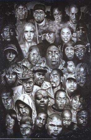all hip-hop legends