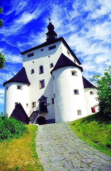 Slovakia, Banska Stiavnica, Schemnitz, Selmecbanya