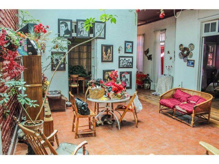 Casa en Venta en Santiago, Casa declarada Patrimonio Nacional en Sector Plaza Yungay. Metro Cumming y Quinta Normal - 3422433