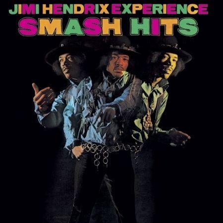 Jimi Hendrix - Smash Hits. 1979 Reprise Records greatest hits.