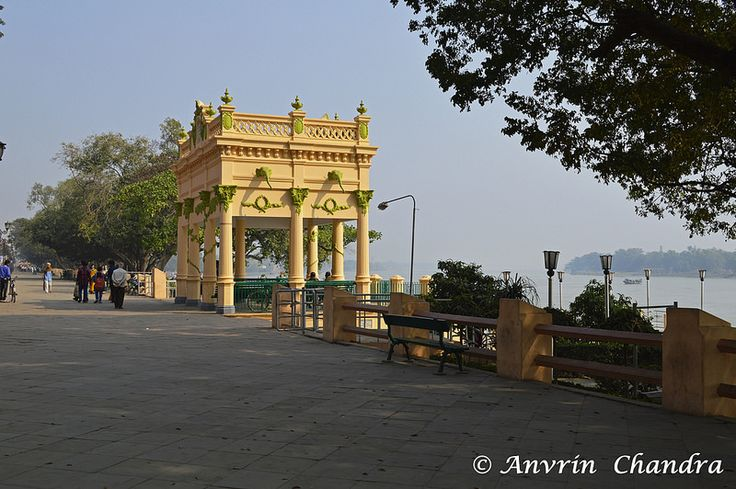 Chandannagar Strand   by Indya Unrevealed ( A Lonely Traveller)
