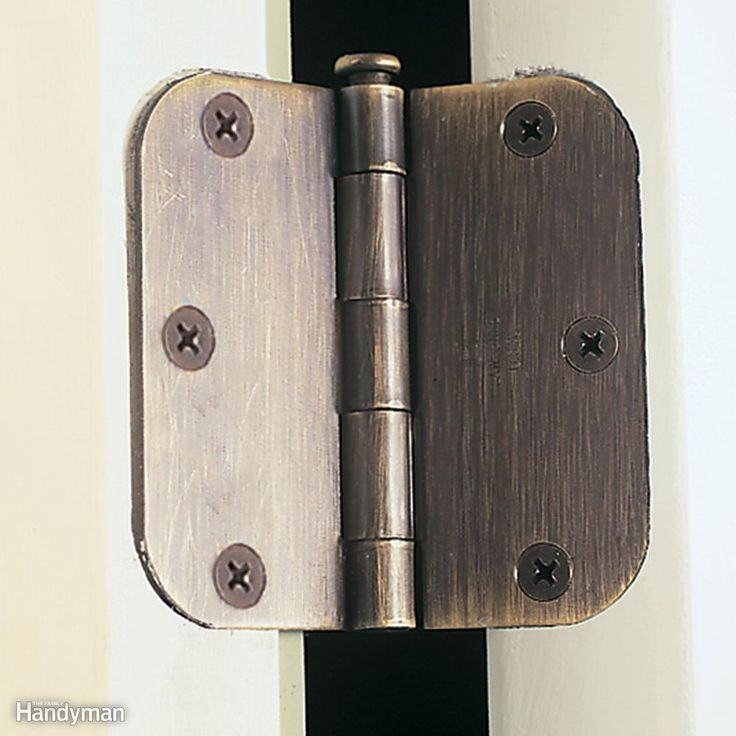 Best Lube Interior Door Hinges