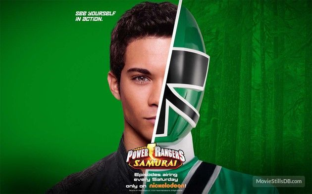 """Power Rangers Samurai"""