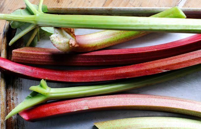 How to Cook Rhubarb - Great British Chefs