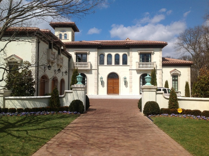475 best images about nashville interior designs on pinterest castle homes scarlet and iron gates - Peddlers home design ...