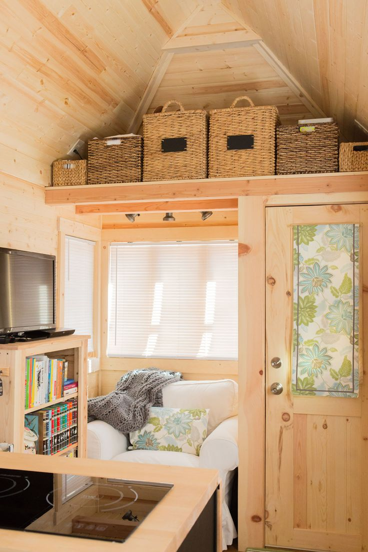 196 best tiny homes images on Pinterest Tiny homes Tiny house