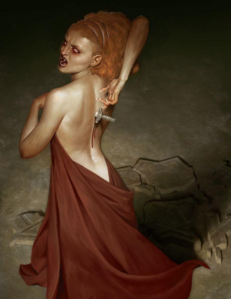 """Fall of the Camarilla"" Vampire: The Requiem, White Wolf"
