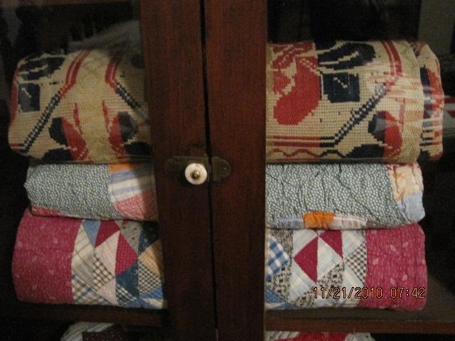 antique quilts coverlet