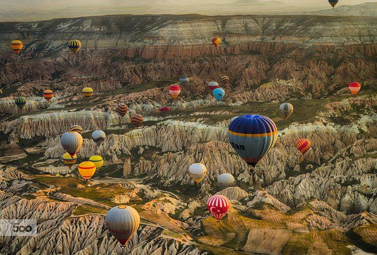 Balloons by Fatma Barlas Özkavalcıoğlu on 500px