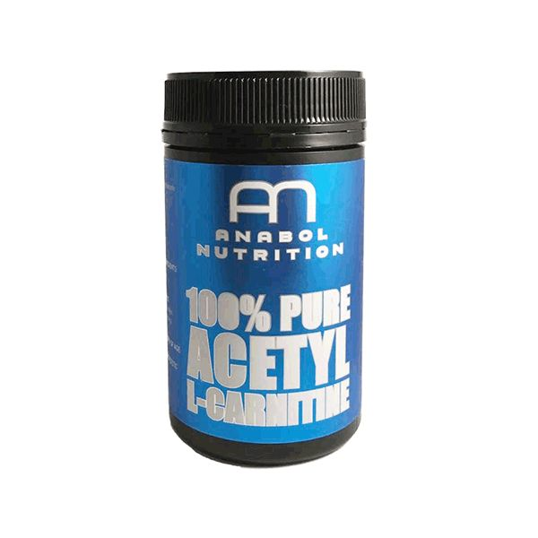 Anabol Nutrition Acetyl L-Carnitine - Second To None Nutrition